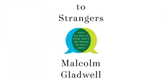 talking to strangers audiobook