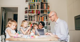 At home learning is on the rise. Educational audiobooks can help.