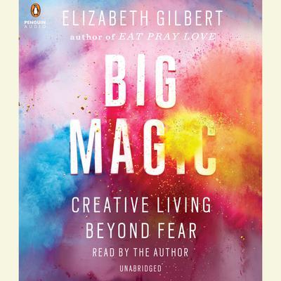 Big Magic cover