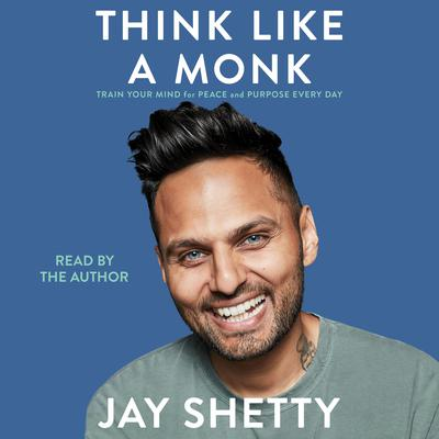 Think Like a Monk cover