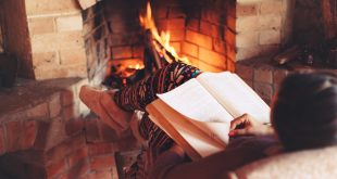Books by the Fire