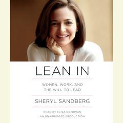 Lean In- Sheryl Sandberg