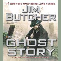 Author Jim Butcher