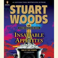 Author Stuart Woods