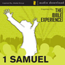 Inspired By ... The Bible Experience: 1 Samuel (Unabridged), by Inspired By Media Group