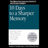 10 Days to a Sharper Memory, by The Princeton Language Institute