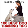 100 Dog Training Tips (Unabridged) Audiobook, by Jezebel Young