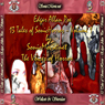 13 Tales of Sonic Horror by Edgar Allan Poe, Volume 1 (Unabridged) Audiobook, by Edgar Allan Poe