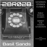 2 B R 0 2 B (Unabridged), by Basil Sands