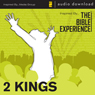 2 Kings: The Bible Experience (Unabridged) Audiobook, by Inspired By Media Group