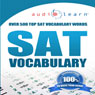 2012 SAT Vocabulary Audio Learn (Unabridged) Audiobook, by AudioLearn Editors