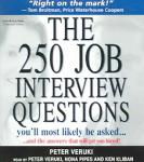 The 250 Job Interview Questions Youll Most Likely be Asked Audiobook, by Peter Veruki