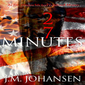 27 Minutes (Unabridged) Audiobook, by J. M. Johansen
