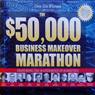 The $50,000 Business Makeover Marathon (Unabridged) Audiobook, by Drew Eric Whitman