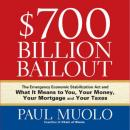 $700 Billion Bailout: The Emergency Economic Stabilization Act and What It Means to You (Unabridged), by Paul Muolo