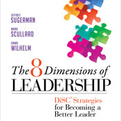 The 8 Dimensions of Leadership: DiSC Strategies for Becoming a Better Leader (Unabridged) Audiobook, by Jeffrey Sugerma