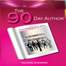 The 90 Day Author (Unabridged) Audiobook, by Valerie Sherrod