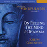 Abiding in Mindfulness, Volume 2: On Feeling, the Mind, and Dhamma Audiobook, by Joseph Goldstein
