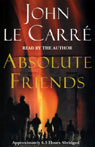 Absolute Friends Audiobook, by John Le Carre