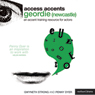 Access Accents: Geordie (Newcastle) - An Accent Training Resource for Actors (Unabridged) Audiobook, by Gwyneth Strong