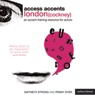 Access Accents: London (Cockney) - An Accent Training Resource for Actors (Unabridged) Audiobook, by Gwyneth Strong