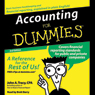 Accounting for Dummies, Third Edition Audiobook, by John A. Tracy