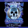 The Adjusters (Unabridged) Audiobook, by Andrew Taylor