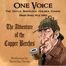 The Adventure of the Copper Beeches (Unabridged) Audiobook, by Sir Arthur Conan Doyle