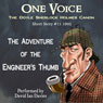 The Adventure of the Engineers Thumb (Unabridged) Audiobook, by Sir Arthur Conan Doyle