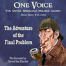 The Adventure of the Final Problem (Unabridged), by Sir Arthur Conan Doyle
