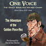 The Adventure of the Golden Pince-Nez (Unabridged) Audiobook, by Sir Arthur Conan Doyle