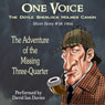 The Adventure of the Missing Three-Quarter (Unabridged) Audiobook, by Sir Arthur Conan Doyle