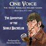 The Adventure of the Noble Bachelor (Unabridged) Audiobook, by Sir Arthur Conan Doyle