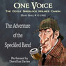 The Adventure of the Speckled Band (Unabridged) Audiobook, by Sir Arthur Conan Doyle