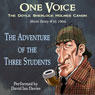 The Adventure of the Three Students (Unabridged), by Sir Arthur Conan Doyle