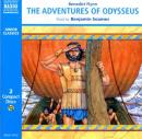 The Adventures of Odysseus (Unabridged) Audiobook, by Benedict Flynn