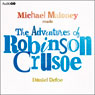 The Adventures of Robinson Crusoe, by Daniel Defoe