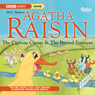 Agatha Raisin: The Curious Curate & The Buried Treasure (Unabridged) Audiobook, by M. C. Beaton