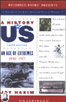An Age of Extremes, 1880-1917, A History of US, Book 8 (Unabridged), by Joy Hakim