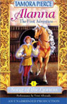 Alanna, The First Adventure: Song of the Lioness, Book 1 (Unabridged), by Tamora Pierce