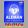 Aleman - Libro de frases (German - Phrasebook): Leer y escuchar (Reading and Listening) (Unabridged) Audiobook, by PROLOG Editorial
