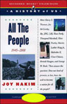 All the People: A History of US, Book 10 (Unabridged), by Joy Hakim