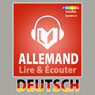 Allemande - Guide de conversation (French Edition): Serie Lire et ecouter (Unabridged) Audiobook, by PROLOG Editorial