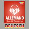 Allemande - Guide de conversation (French Edition): Serie Lire et ecouter (Unabridged), by PROLOG Editorial
