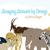 Amazing Animals by Design (Unabridged) Audiobook, by Debra Haagen