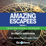Amazing Escapees - Volume 1: Inspirational Stories (Unabridged) Audiobook, by Dr. Charles Margerison