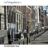 Amsterdam Tour: mp3cityguides Walking Tour Audiobook, by Simon Harry Brooke