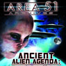 Ancient Alien Agenda: Aliens and UFOs from the Area 51 Archives Audiobook, by Zecharia Sitchin