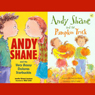Andy Shane & the Very Bossy Dolores Starbuckle / Andy Shane & the Pumpkin Trick (Unabridged), by Jennifer Richard Jacobson