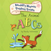 The Animal ABCs: Randalls Rhymes and Toddlers Treats (Unabridged) Audiobook, by Randy Halterman
